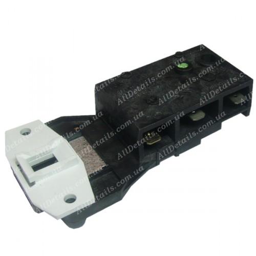 Блокировка люка Ariston, Indesit cod:C00011140 011140, C00011140, 059539, C00059539, 021826, C00021826, 50652882007, 6051214010