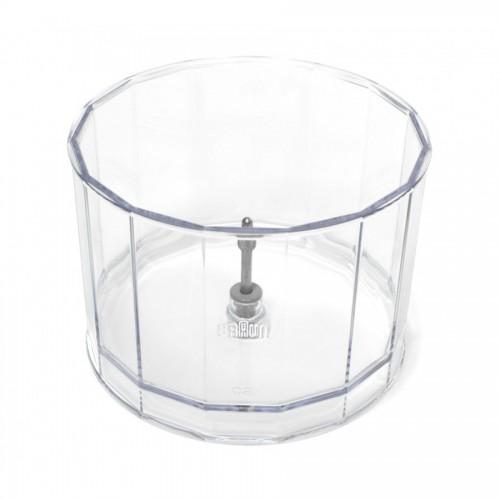 64188634 Чаша измельчителя 500 ml для блендера Braun