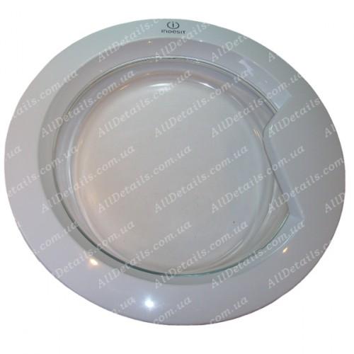 Дверка для стиральной машины Indesit Indesit  cod: C00273668, C00509022