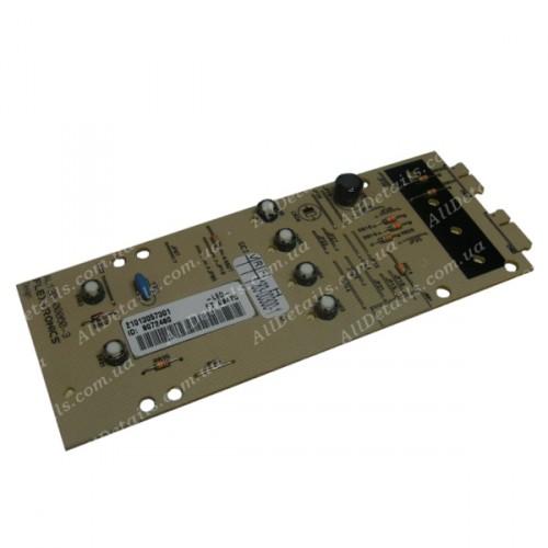 Модуль (плата) індикації Ariston C00143338 482000029749 (14190)