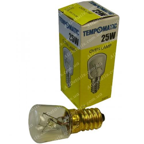 Лампочка духовки Е14 25W (49000)