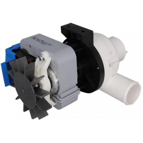 Помпа (сливной насос) Ariston, Indesit PLASET 90W 035656, 482000073556 PMP005ID (15006)
