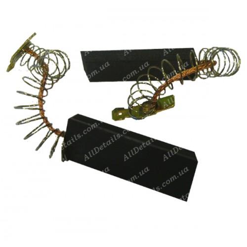 Щетки без корпуса Bosch с пружиной (33067)